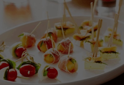 Canape Catering Packages
