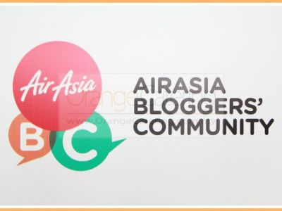Air Asia Bloggers Community Event