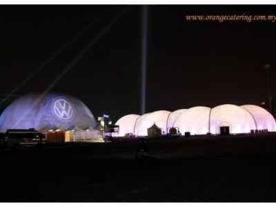 Das Auto Volkswagen Show