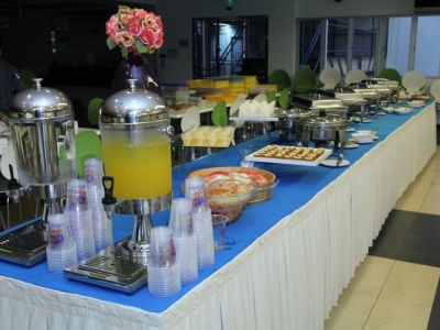 Panasonic Department Celebration