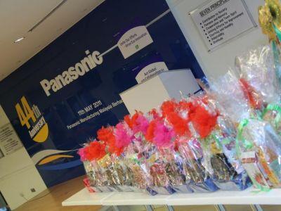 Panasonic Department Celebration